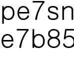 [HARDHITTERS] Multi Color H Beanie (Navy) 하드히터스 멀티컬러 비니